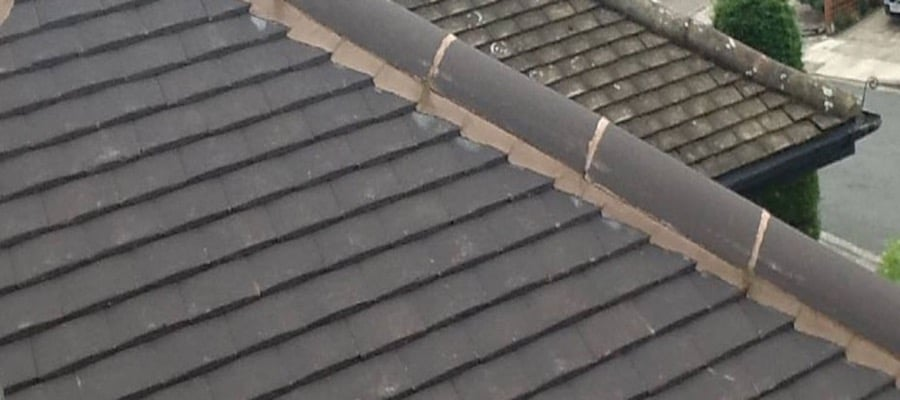 Ridge Cap Pointing and Repairs birmingham