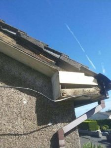 Skin Beading Replacement Fascia and Soffit Repair in Birmingham